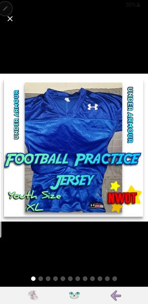 Football Practice Jersey Y-XL for Sale in Doubs, MD