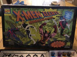 The Uncanny X-Men Alert! Adventure Board Game! for Sale in Vancouver, WA