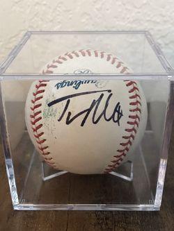Taylor Motter Autographed Baseball for Sale in Kirkland,  WA