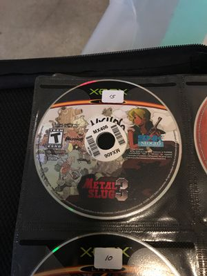 METAL SLUG 3 XBOX DISC ONLY for Sale in West Covina, CA