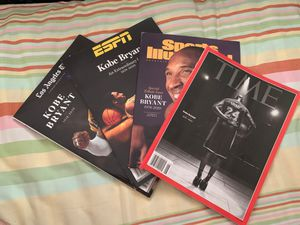 Kobe Magazine Set Time ESPN Sports Illustrated LA Times for Sale in Alhambra, CA