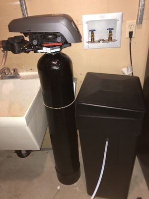 Water Softener - near new! for Sale in East Gull Lake, MN
