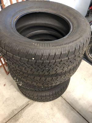 4 tires Arctic Claw 235/65R16 M+S Winter TXi for Sale in Montrose, CO