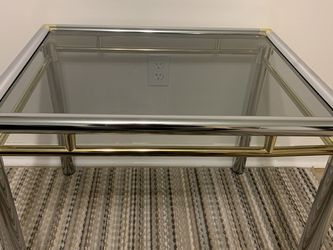 Retro Metal Accent Table for Sale in Rockville,  MD