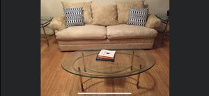 Brass & Glass Coffee and End Tables for Sale in Mechanicsville, VA