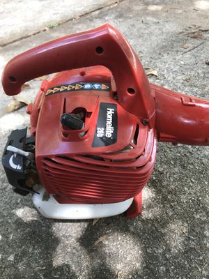 Leaf blower for Sale in Stone Mountain, GA