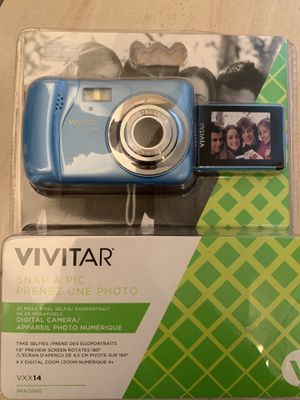 Vivitar digital camera for Sale in Coral Springs, FL