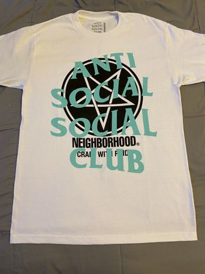 ASSC x Neighborhood Filthy Fury (White) for Sale in Bothell, WA