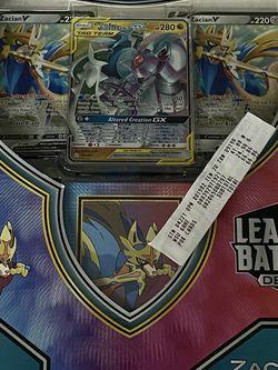 Pokémon League Battle Deck Zacian (New) for Sale in Hillsboro,  OR