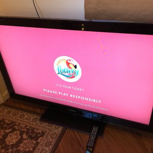 "TV Samsung 55"" (NOT SMART) HDMI Ports Working, Remote Control Included. Beautiful Picture. $240 OBO. for Sale in Boynton Beach, FL"