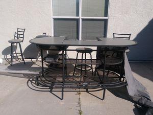 Outdoor bar furniture for Sale in Sacramento, CA