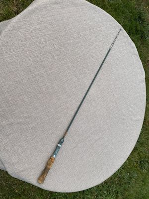 "Complete Brisol 3 Telescoping 8' 9"" Bait Cast Tempered Steel Fishing Rod/Pole for Sale in Beaverton, OR"