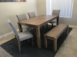 BeautifulBrand New 6pc Dining Set for Sale in Oceanside, CA