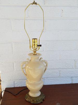 Antique Urn Style Ceramic Lamp for Sale in Alexandria, VA