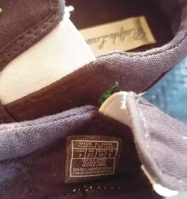 Ralph Lauren Baby Shoes. Size 3 Months