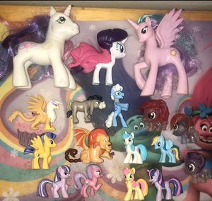 My Little Pony Toy Lot for Sale in Essex, MD