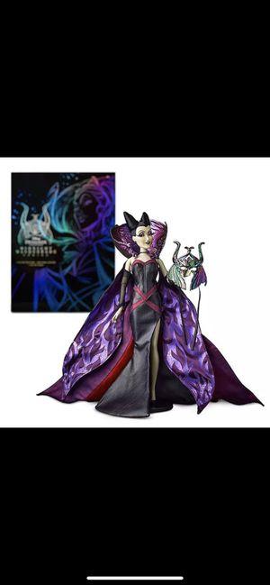 Disney Designer Edition 1 of 5200 Maleficent Doll for Sale in Allen, TX