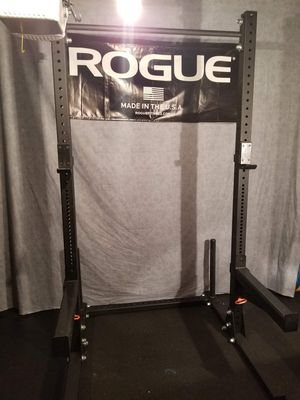 ROGUE SQUAT STAND for Sale in Joint Base Lewis-McChord, WA