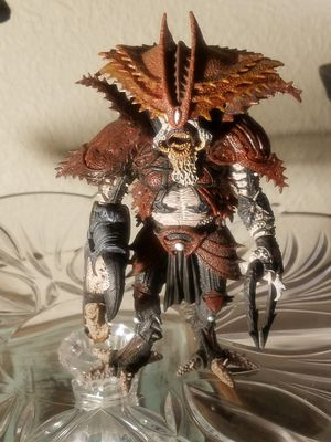 2008 McFarlane Toys Fantasy Warriors of The Zodiac Cancer Figure for Sale in Leander, TX
