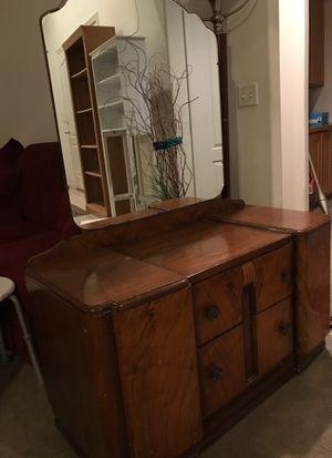 1940's antique dresser for Sale in Clovis, CA