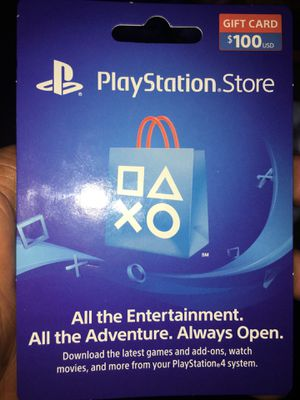 PlayStation store points for Sale in Detroit, MI