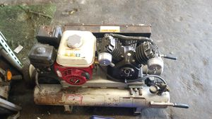 grib gas air compressor for Sale in St. Louis, MO