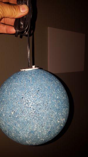 LIGHT BLUE LITE BALL LAMP for Sale in Stockton, CA