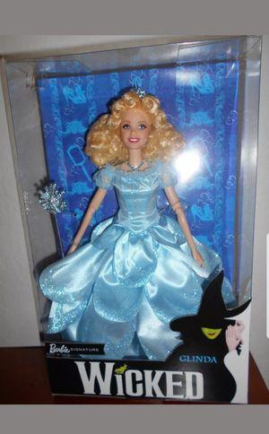 Wicked the musical glinda Barbie doll for Sale in El Dorado Hills, CA