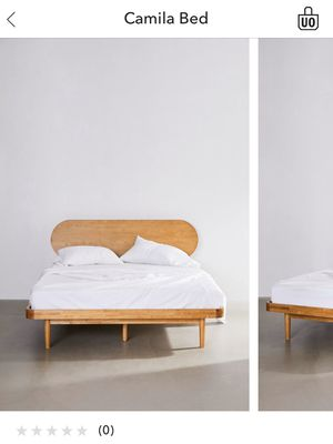 Queen sized (new) bed frame for Sale in Los Angeles, CA