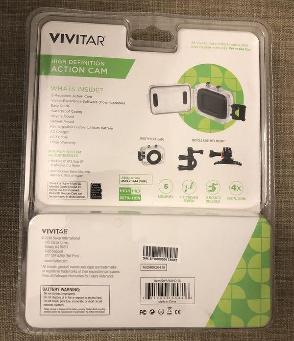 Vivitar Action Cam