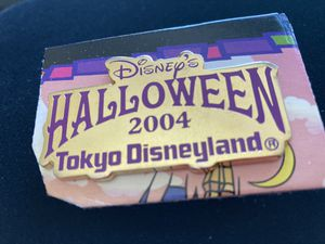 Halloween 2004 Tokyo Disneyland Disney Pin for Sale in Trabuco Canyon, CA