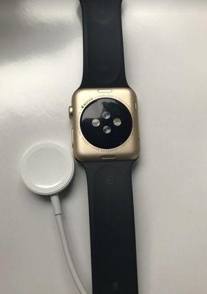 Apple Watch - Gold 42 mm - Gen 1 for Sale in Rockville, MD