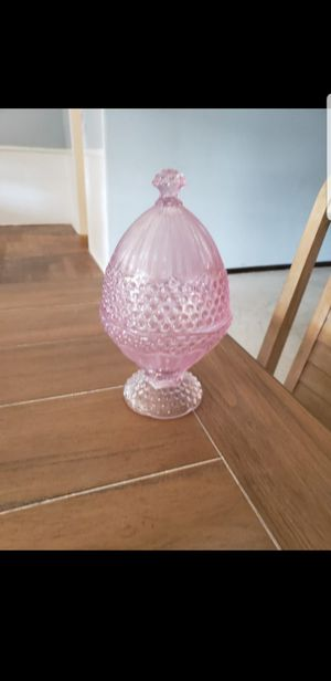 Pink crystal for Sale in Boca Raton, FL