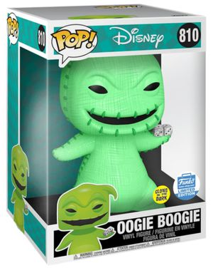 "10"" Oogie Boogie (Glow) - The Nightmare Before Christmas for Sale in College Park, MD"