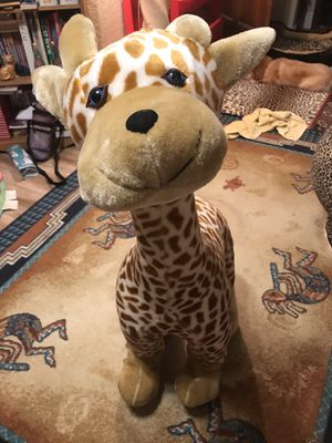 Giant Giraffe Stuffed Animal Plush Toy for Sale in Parkland, FL