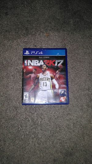 Nba2k17 for Sale in Youngtown, AZ