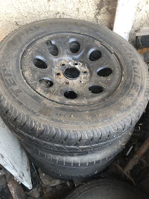 Six lug rims for Sale in Chino, CA