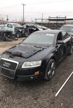 Selling parts for a black 2005 Audi A6 STK#1197 for Sale in Warren, MI