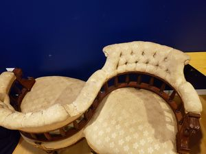 Tete a Tete chair for Sale in Mount Airy, MD