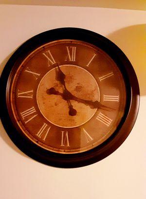 Antique wall clock for Sale in Alexandria, VA