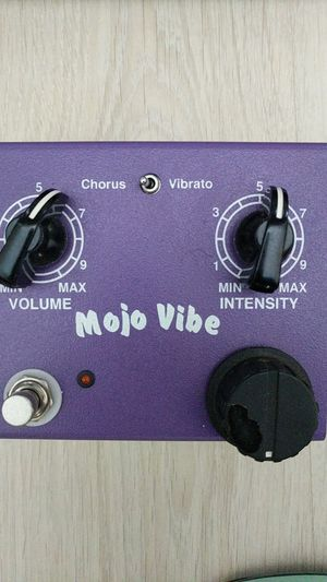 Sweet Sound Mojo Vibe guitar pedal for Sale in Wheaton, MD
