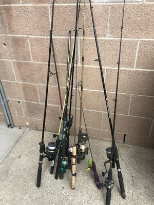 Fishing Rods for Sale in Covina, CA