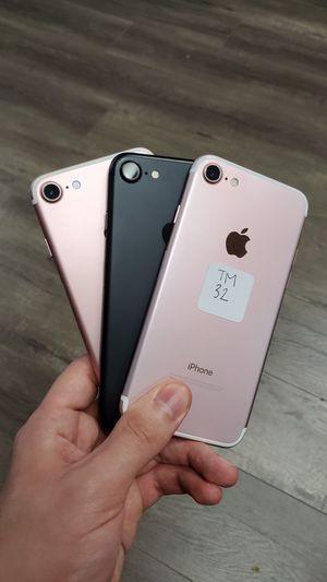 iPhone 7 Tmobile Metro 32GB for Sale in Garland, TX