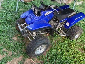 Yamaha 4 wheeler for Sale in San Antonio, TX