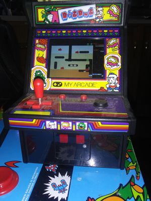 Mini Arcade Dig Dug for Sale in Fort Worth, TX