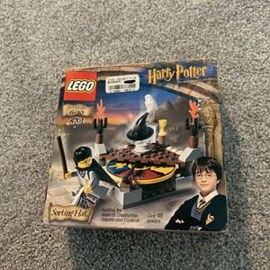 Harry Potter LEGO Sorting Hat for Sale in Minneapolis, MN