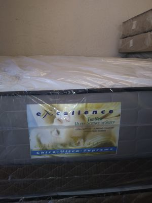New Thick King or Queen Orthopedic Mattress $197 free delivery five year warranty for Sale in Las Vegas, NV