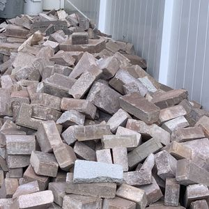 FREE Pond Fill- Used And Cut Pavers Come Pick Them Up In Loxahatchee for Sale in West Palm Beach, FL