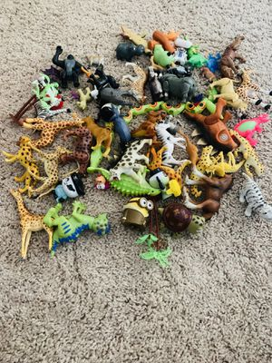 Miscellaneous toys animals for Sale in Herndon, VA