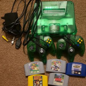 Nintendo 64 for Sale in Merced, CA